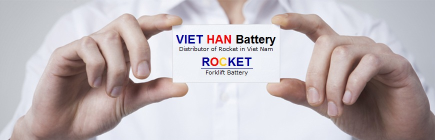 Rocket forklift Battery